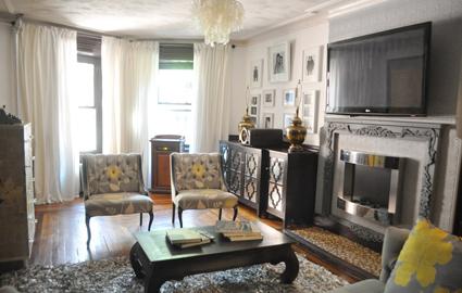 Apartamentul gradina din Brooklyn