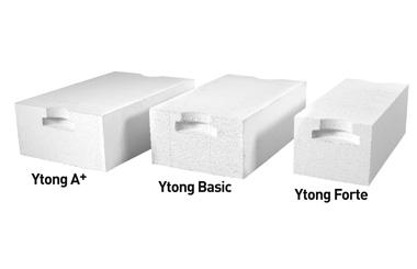 Normativul P100 confirma: Sistemele de zidarie Ytong sunt recomandate si pentru peretii structurali