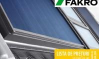 Noua lista de preturi FAKRO pentru sisteme solare Produsele FAKRO sunt produsele viitorului de aceea sistemele