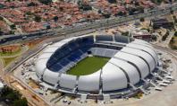 Stadionul Arena das Dunas din Brazilia finalizat intr-un timp mai scurt si cu mai putini bani
