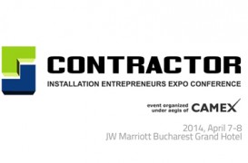 CONTRACTOR 2014: ingineri proiectanti de instalatii, contractori, lideri din industrie, speakeri