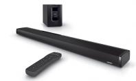 Minimalism cu performante maxime - Bose Cinemate 1SR Bose prezinta sistemul pentru Home Cinema Cinemate 1SR