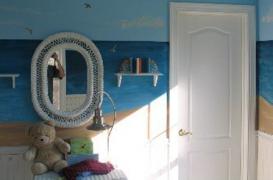 Camera copilului o escapada pe tarmul marii