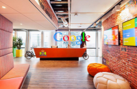 Design olandez pentru birourile Google din Amsterdam