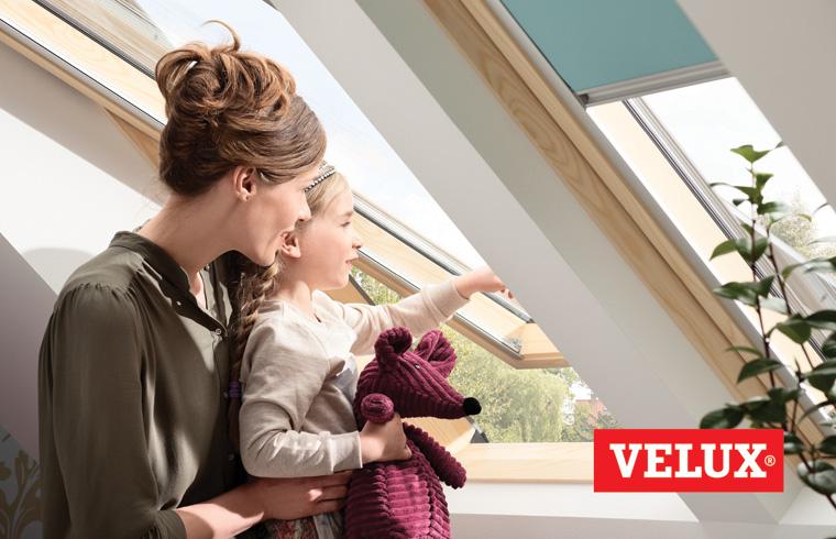 Noua generatie de ferestre de mansarda VELUX - Ideale pentru toate bugetele si dorintele