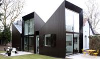 Bungaloul Triptych locuinta contemporana orientata dupa soare Echipa de la Blee Halligan Architects a finalizat proiectul