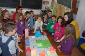De-a arhitectura in saptamana Scoala Altfel: arhitectii fata in fata cu scolarii