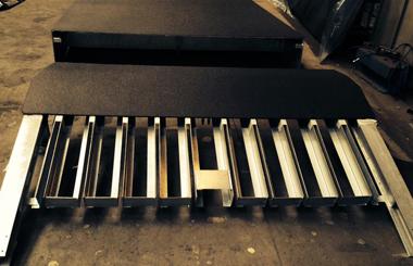 Protectii speciale pentru rampe metalice