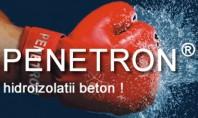 Hidroizolarea si impermeabilizarea betonului cu sistemul Penetron Cu aplicatii diverse in hidroizolatii sistemul Penetron s-a impus