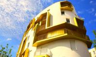 O veche structura se transforma pentru a gazdui apartamente Biroul francez de arhitecti Guerin & Pedroza