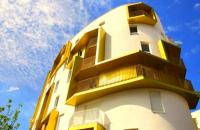 O veche structura se transforma pentru a gazdui apartamente Biroul francez de arhitecti Guerin