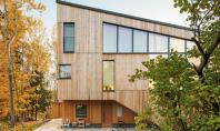 Casa M-M o locuinta pentru mai multe generatii Casa din lemn construita in Helsinki de arhitectul