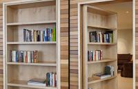 Usa secreta mascata de o mini-biblioteca