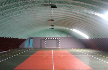 """Inaugurarea Salii de Sport """"Oscar Peterson"""" a Liceului de Arta Carmen Sylva"""