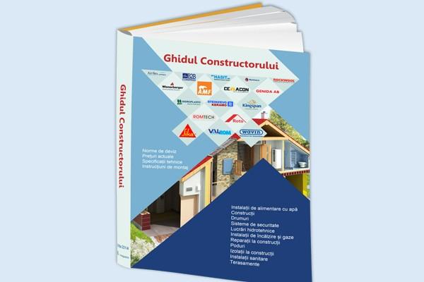 Lansare carte: Ghidul Constructorului