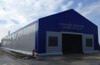 RAM PROD PROJECT proiecteaza, executa si monteaza corturi industriale