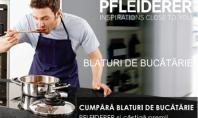 Cumpara blaturi de bucatarie PFLEIDERER si castiga premii
