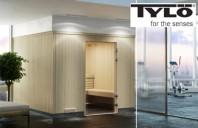 Noua gama de saune EVOLVE PRO pentru utilizare frecventa si de durata!