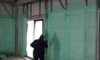 Locuinta privata pe structura metalica Lucrarea ''locuinta privata pe structura metalica'' a fost executata pe o