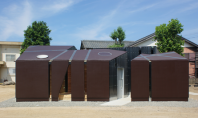 """Si toaletele publice pot fi obiecte de arhitectura Denumita """"House of Toilet"""" constructia realizata de Daigo"""