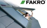 Noile rulouri exterioare FAKRO pentru ferestre de mansarda Noile rulouri electrice pentru ferestre de mansarda combina
