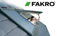 Noile rulouri exterioare FAKRO pentru ferestre de mansarda