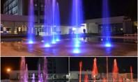 Fantani arteziene si sisteme de iluminat la LAUD 2014 La primul eveniment de landscape architecture din