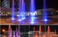 Fantani arteziene si sisteme de iluminat la LAUD 2014