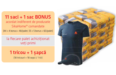 SikaHome - Summer Promo