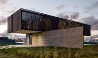 Casa de vacanta pe coasta Pacificului Proiectata de MAPA un birou de arhitecti care lucreaza atat