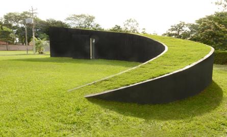 Geometria sacra transpusa in planurile unei case