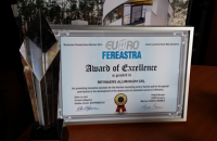 Premiul de Excelenta pentru Reynaers Aluminium