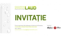CONCURS Castiga una din cele trei invitatii la primul eveniment de Landscape Architecture din Romania Pe