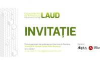 CONCURS: Castiga una din cele trei invitatii la primul eveniment de Landscape Architecture din Romania