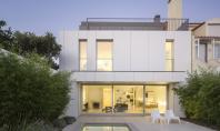 Locuinta adaptata contextului urban Arhitectul Humberto Conde a proiectat aceasta locuinta avand la dispozitie un teren