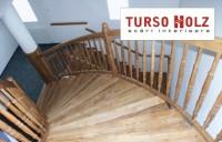 Realizarea unei scari de interior - TURSO HOLZ