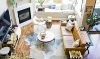 Un loft modern in San Francisco Stilul adoptat de Erin este sinonim cu liniile simple si