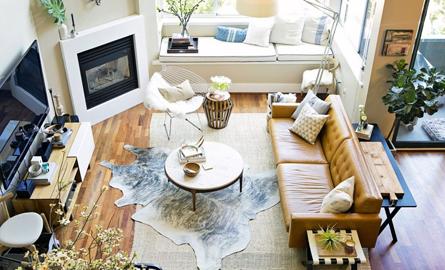 Un loft modern in San Francisco