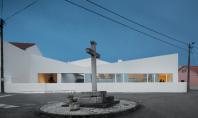 Casa Po propunerea echipei Ricardo Silva Crvalho Arquitectos Amplasata pe coasta de vest a Portugaliei intr-o