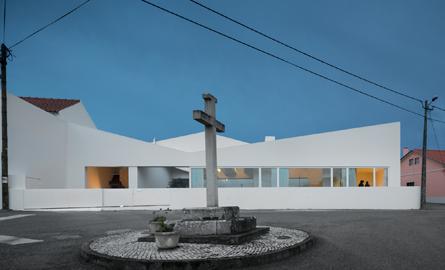 Casa Po, propunerea echipei Ricardo Silva Crvalho Arquitectos