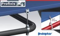 Sisteme de fixare LINDAPTER tip Suport pentru instalatii si echipamente Gama de sisteme de fixare Support