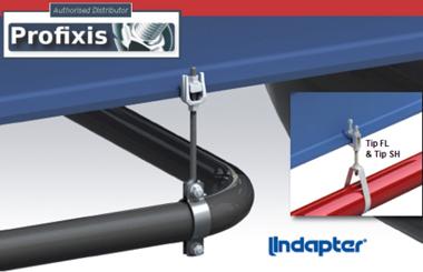 Sisteme de fixare LINDAPTER tip Suport pentru instalatii si echipamente