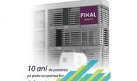 Final Distribution aniverseaza 10 ani de prezenta pe piata acoperisurilor din Romania Gerard aniverseaza 20 ani