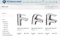Bateriile sanitare ale reputatei firme HANSA disponibile acum in magazinul online wsconsult ro WS CONSULT GROUP