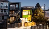 O renovare reusita invioreaza intreaga strada Biroul canadian de arhitectura Naturehumaine a fost contractat sa transforme