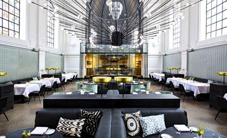 Veche biserica transformata in restaurant