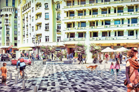 Noul proiect al zonei centrale din Bucuresti in valoare de 200 de milioane de euro va
