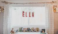 Adorabila camaruta a lui Ella Grace Camera lui Ella Grace este un mic colt de rai
