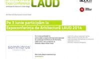 SOMHIDROS participa pe 3 iunie la LAUD 2014 Somhidros va participa pe 3 iunie la prima