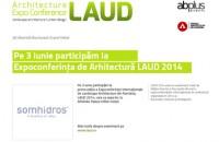 SOMHIDROS participa pe 3 iunie la LAUD 2014